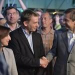 Jávor: Az mentheti meg Navracsicsot, aki miatt felvonult a Békemenet