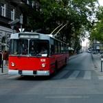 Jó hír a buszrajongóknak: nosztalgiatroli járja szombaton a fővárost