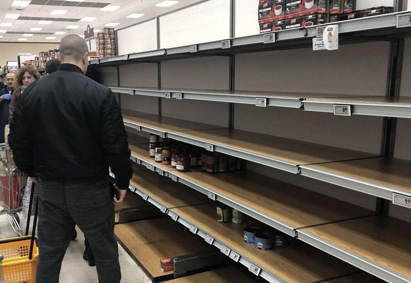 """Mindennapok Milánóban: """"Akkor kezdtünk aggódni, amikor megláttuk, hogy nincs áru a boltokban"""""""