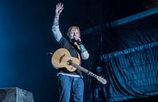 Ed Sheeran kereste a legtöbb pénzt koncertezéssel, de Elton John állt a legtöbbször a színpadon