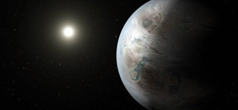 """NASA: Felfedezték """"az új Földet"""""""