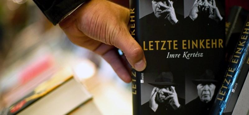 Schmidt Mária közalapítványa kezelheti továbbra is Kertész Imre hagyatékát