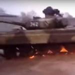 Úgy driftel az orosz katona a 46 tonnás tankkal, hogy azt még Ken Block is megirigyelné – videó