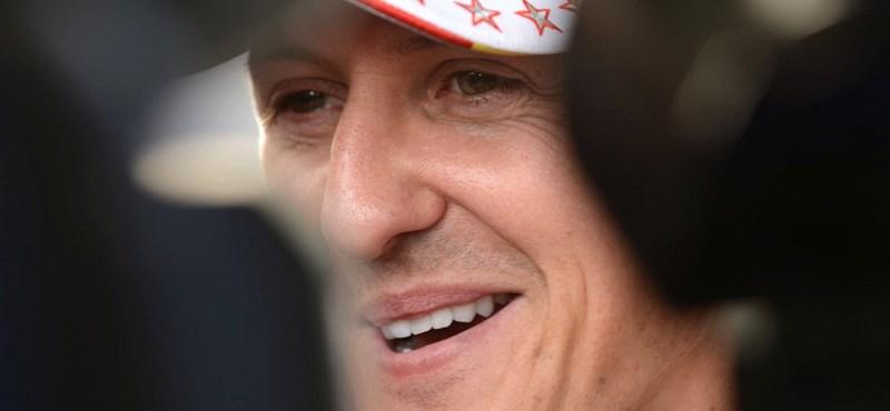 """Megszólalt Schumacher családja: """"ő egy harcos és nem fogja feladni"""""""