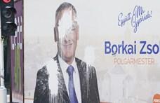 Több nyomozás zajlik Borkai-ügyben, Rákosfalvynál csőtörés volt