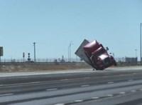 Útlezárás Letenyénél baleset miatt
