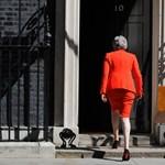 Ma távozik Theresa May