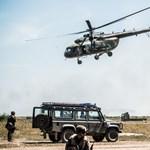 Oroszországban szervizelik a magyar harci helikoptereket
