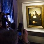 Észrevettek két másik arcot Mona Lisa arca alatt