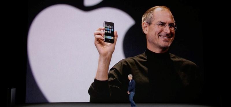 Az Apple Watch az új iPhone