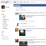 Facebookozzon óvatosan a Google pluszban