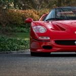 Hamarosan eladó egy Ferrari F50 prototípus