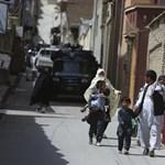 Robbantások rázták meg Kabult