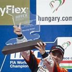 Michelisz vb-futamot nyert a Hungaroringen