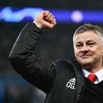 Az Old Traffordon ért véget a Liverpool győzelmi sorozata