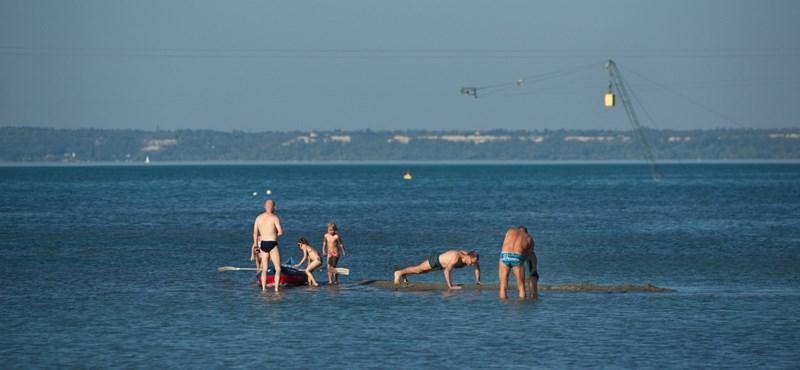 Irány a Balaton, jönnek az akciók