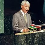 """Elment Mandela, a """"világi szent"""""""