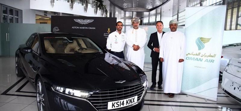 Újra van Aston Martin Lagonda