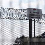 Ilyen még nem volt: elfogtak egy iraki férfit, mert ki akart mászni a határkerítésen