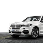 Megkapta a 380 lóerős dízelmotort az új BMW X5