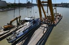 Magyar Nemzet: menekülni próbálhatott a Hableány kapitánya