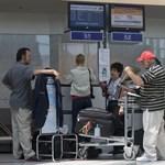 Négy embert rázott meg az áram a ferihegyi reptéren