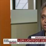 A történelemben most először egy fekete nőt választottak Chicago polgármesterének