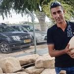 4500 éves leleteket talált Izraelben véletlenül egy villanyszerelő