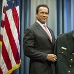 Fotó: Schwarzenegger új szerepben tetszeleg