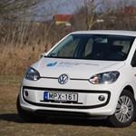 Volkswagen eco up!-teszt: a jövő elkezdődne, ha hagynák