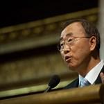Szomáliába ment Ban Ki Mun