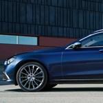Magyarországon a felfrissített kombi Mercedes E-osztály