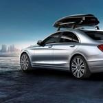 Érdekes tételekkel bővült a Mercedes S-osztály opciós listája