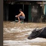 Legalább 68-an meghaltak a Fülöp-szigeteki áradások és földcsuszamlások miatt