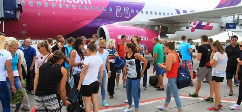 Nem indítja újra a Budapest-Baku járatát a Wizz Air