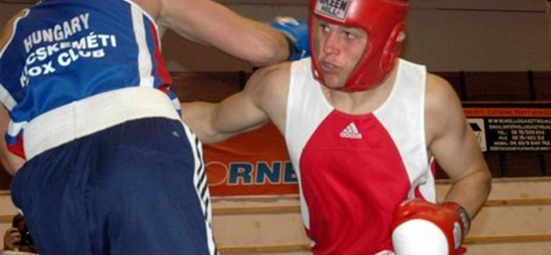 Az Eb-címtől a gumijavítóba: egy magyar bokszoló elkallódása