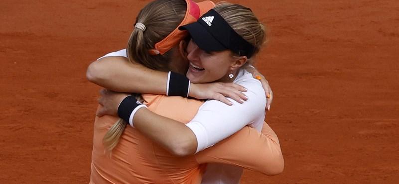 Babosék ismét megnyerték párosban a Roland Garrost