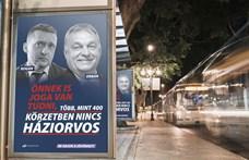 Ellenkampányt indít a Momentum, Soros és Juncker helyett Orbánt és Rogánt teszik plakátra