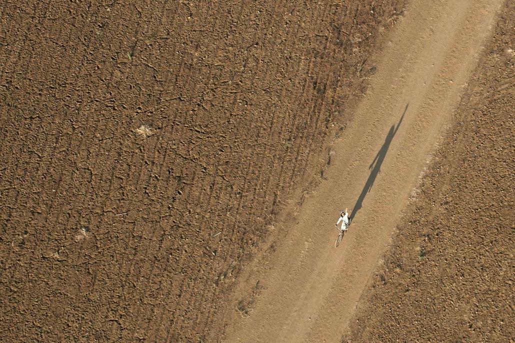 afp. hét képei - 2014.02.04. hőlégballon, légifotó