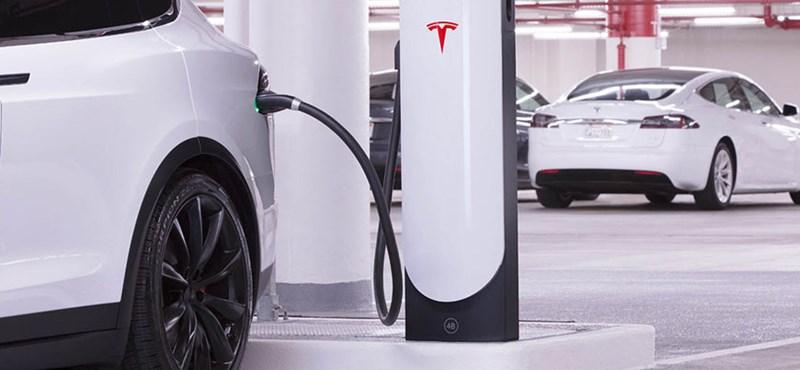 Ismét ingyenesen és korlátlanul használható a Tesla szupertöltője