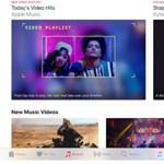 Így akar elcsábítani a YouTube-tól az Apple