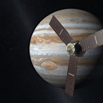 Pályára állt a Jupiter körül a NASA űrszondája