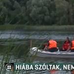 Elmerült egy férfi a döröskei tóban, több mint egy napja keresik