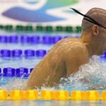 Cseh döntős 200 m pillangón