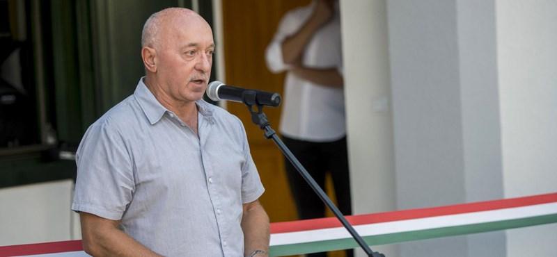 Orbán Viktor is részt vett az elhunyt mohácsi polgármester temetésén