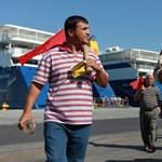 Kétnapos sztrájk kezdődött Görögországban