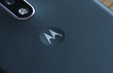 Olyan telefont készít a Motorola, mint amilyen a Samsungnak is van?