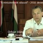 Orbán manyup-szószegését magyarázzák a Fidesz-KDNP-sek – videó