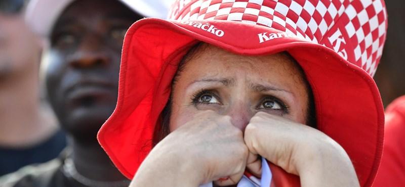 Mindenki büszke a horvátokra és a történelmi VB-ezüstre