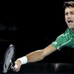 Djokovic nyolcadszor bajnok Melbourne-ben